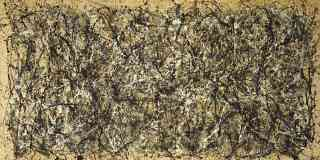 jackson pollock abstract expressionist one number 31 1950