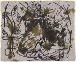 jackson pollock abstract expressionist untitled 3