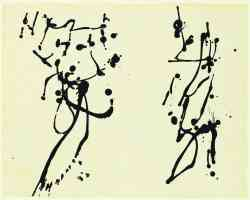 jackson pollock abstract expressionist untitled 4