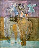 mark rothko abstract expressionist hierarchical birds