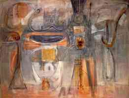 mark rothko abstract expressionist rites of lilith