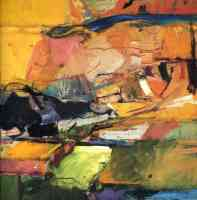 richard diebenkorn abstract expressionist berkeley 57