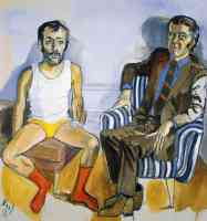 alice neel expressionist david bourdon and gregory battock