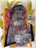 ben shahn expressionist maimonides