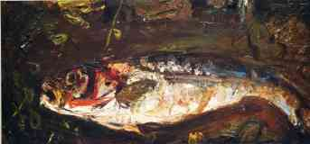 chaim soutine expressionist the fish
