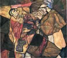 egon schiele expressionist agony