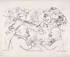 george grosz expressionist blood is the best sauce from the portfolio god with us