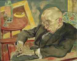 george grosz expressionist the poet max herrmann neisse