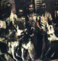 jack levine expressionist birmingham 63