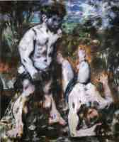 jack levine expressionist cain and abel