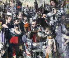 jack levine expressionist medicine show