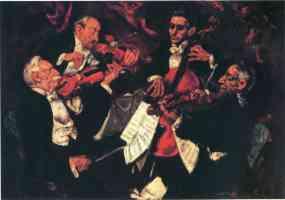 jack levine expressionist string quartet