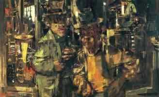 jack levine expressionist under the el