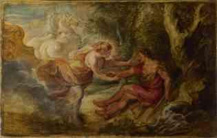 peter paul rubens flemish baroque aurora abducting cephalus