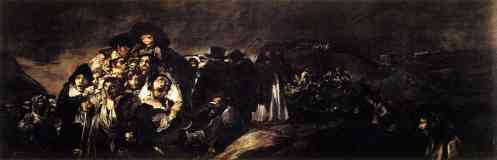 black paintings francisco goya a pilgrimage to san isidro