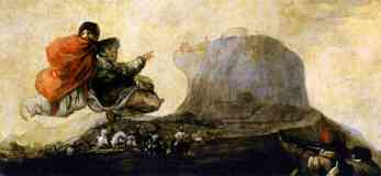 black paintings francisco goya fantastic vision