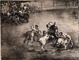 the bulls of bordeaux francisco goya bravo toro