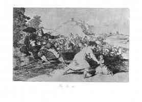 the disasters of war francisco goya i saw this