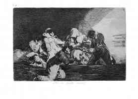 the disasters of war francisco goya one cannot look