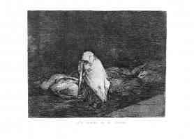 the disasters of war francisco goya the beds of death