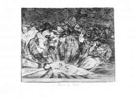 the disasters of war francisco goya the truth has died