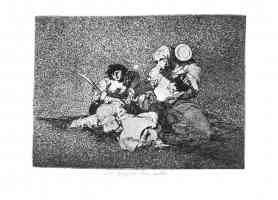 the disasters of war francisco goya the women are courageous