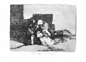 the disasters of war francisco goya they do not arrive in time