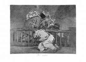 the disasters of war francisco goya this is how it happened