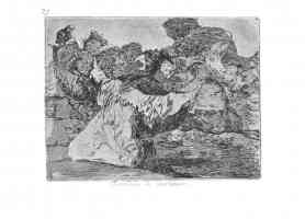 the disasters of war francisco goya troupe of charlatans