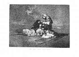 the disasters of war francisco goya what good is a cup with nothing to put in it