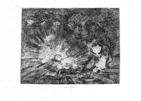 the disasters of war francisco goya will she live again