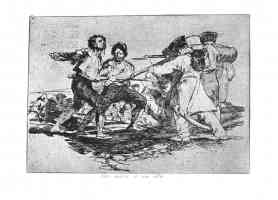 the disasters of war francisco goya with or without reason