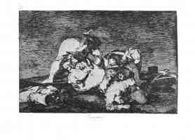 the disasters of war francisco goya women resisting advances