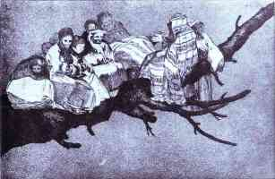 the follies francisco goya ridiculous foolishness