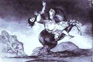 the follies francisco goya unbridled foolishness