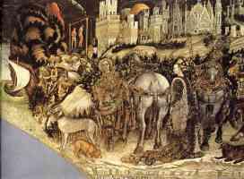 antonio pisanello gothic saint george and the princess of trebizond