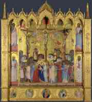 jacopo di cione gothic the crucifixion