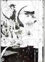 aubrey beardsley illustration illustration to siegfried act ii