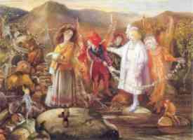 fairy illustration in fairyland