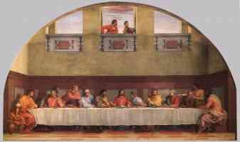 andrea del sarto italian renaissance the last supper