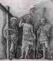 andrea mantegna italian renaissance the resurrection of christ