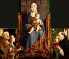 antonello da messina italian renaissance san cassiano altar