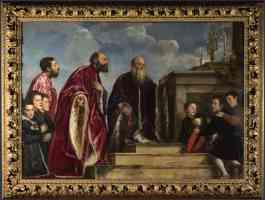 titian italian renaissance the vendramin family