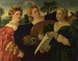 venetian italian renaissance a concert