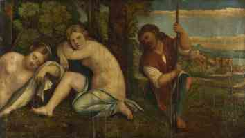 venetian italian renaissance the story of cimon and efigenia