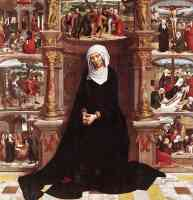 adriaen isenbrandt netherlandish our lady of the seven sorrows