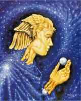 octavio ocampo optical illusion angels