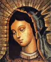 octavio ocampo optical illusion saint mary