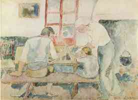 picasso 1900s dinner hour