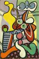 picasso 1930s large still life on table